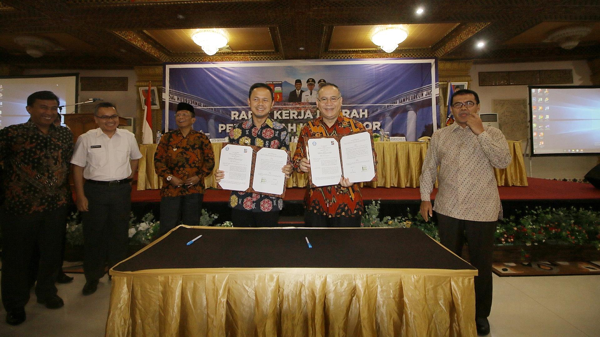 Kota Bogor Tingkatkan Pemartabatan Bahasa Indonesia