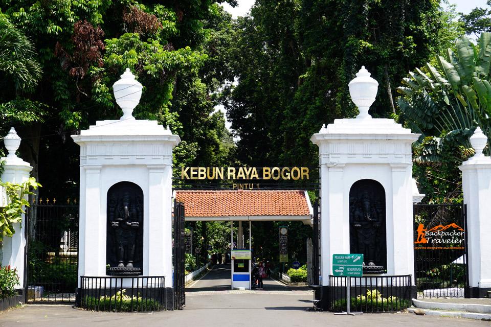 Sejarah 2 Abad Kebun Raya Bogor