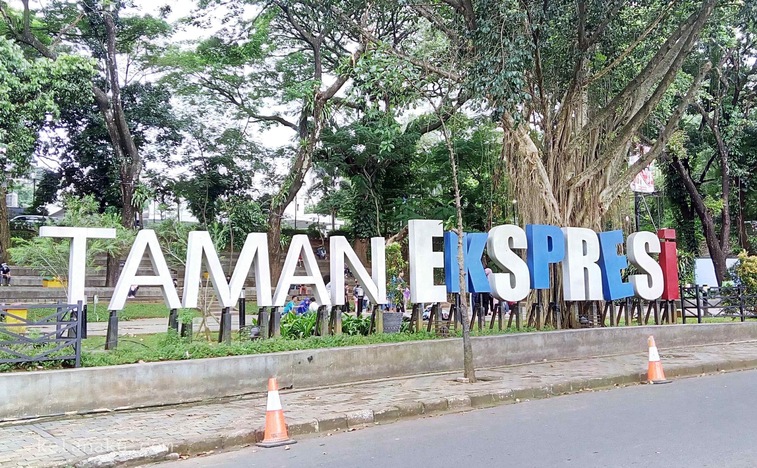 Taman Ekspresi Sebagai Tempat Berkreasi Warga Bogor