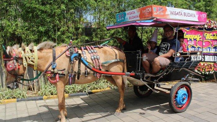 Delman Bogor Jadi Transportasi Favorit Wisawatan