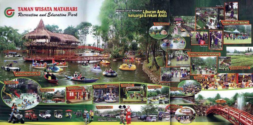 Inilah Taman Wisata Matahari, Salah Satu Tempat Wisata Favorit Di Kota Bogor
